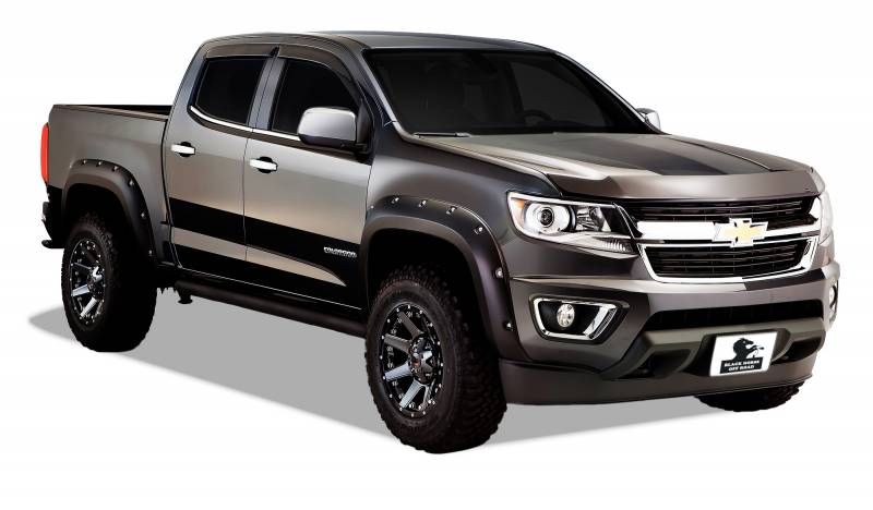 Black 2016 Gmc Canyon >> 2017 Chevrolet Colorado Horsepower | Best new cars for 2018