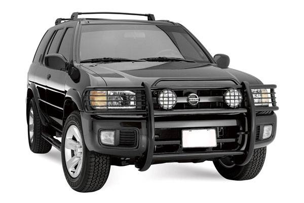 Grille Guard 17ne23ma Black Qx4 Amp Pathfinder