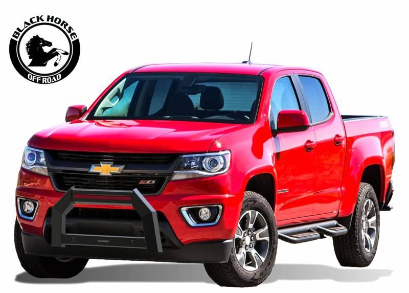 15 19 Chevrolet Colorado Gmc Canyon Armour Bull Bar