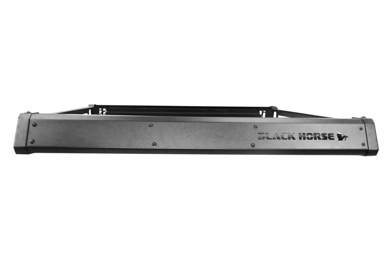 Black Horse Traveler Roof Rack Kit Ba Jkdr Kit40 Black