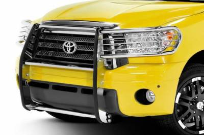 Black Horse Off Road - Grille Guard 17A098900MSS - Stainless Steel Toyota Tundra & Sequoia