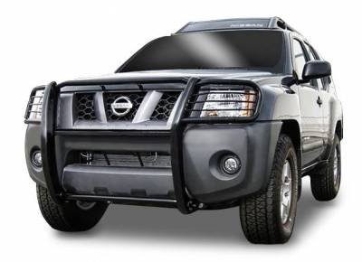 Black Horse Off Road - Grille Guard 17A112100MA - Black Nissan Xterra
