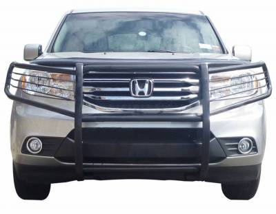 Black Horse Off Road - D | Grille Guard | Black | 17H151400MA