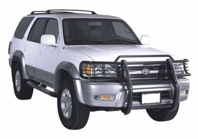 Black Horse Off Road - Grille Guard 17TN23MA - Black Toyota 4Runner