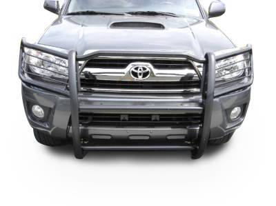 Black Horse Off Road - D | 2003 2009 LexusGX470 / Toyota 4Runner  Grille Guard | Black |