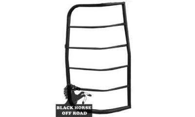 Black Horse Off Road - L | Tail Light Guards | Black | 7G037406A