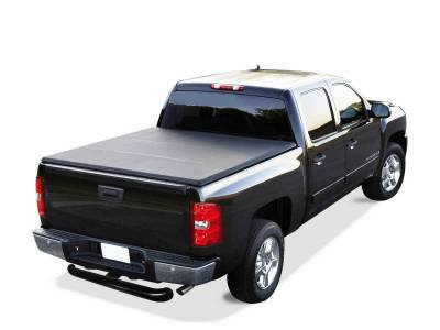 Black Horse Off Road - H | Rear Bumper Protector | Black | For 2in Receiver