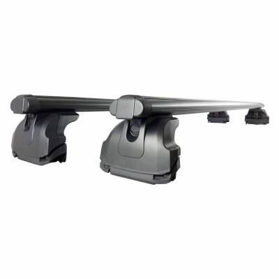 Black Horse Off Road - Universal Roof Cross Bar TR-49BK Black