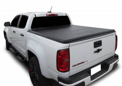 Black Horse Off Road - K | Premier Soft Tonneau Cover | Black | 5ft bed | PRS-GM30