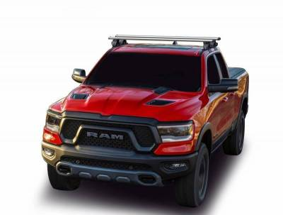Black Horse Off Road - M | Traveler Cross Bar | Silver | 60in | Complete Roof Rack System | TR-60SI