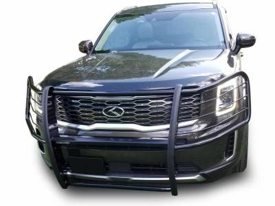Black Horse Off Road - D | Grille Guard | Black | 17KI01MA