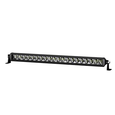 "Black Horse Off Road - P | Single Row LED Light Bar 20"" 300W 
