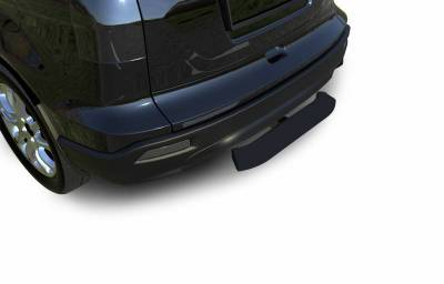 "Black Horse Off Road - H | Blade Rear Bumper Guard Step | Black | 2"" Inlet - 28"" Long 