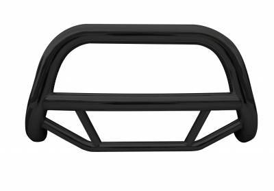 Black Horse Off Road - Max Bull Bar MBB-HYB6001 - Black Hyundai Santa Fe