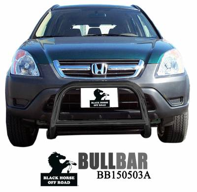 Black Horse Off Road - Sport Bar BB150503A - Black Honda CR-V