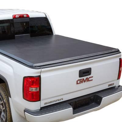 Tonneau Cover for GMC Sierra 2500, 3500 2014-2017