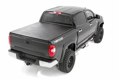 Black Horse Off Road - Tonneau Cover for Toyota Tundra  6.6ft 2014-2017
