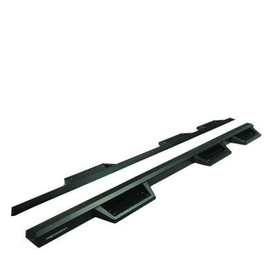 Black Horse Off Road - F | Superior Side Steps WTW | Black