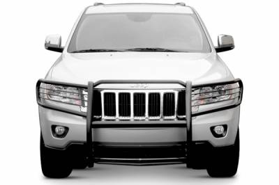 Black Horse Off Road - D | Grille Guard | Black | 17A080200MA - Image 1