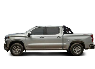 Black Horse Off Road - J | Armour Roll Bar | Black | Compabitle With Most 1/2 Ton Trucks | RB-AR1B