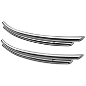 Products - Rear End Protection - Double Layer Rear Bumper Guards