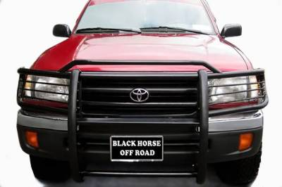 Black Horse Off Road - Grille Guard 17T80202MA - Black | 4Runner & Tacoma - Image 2