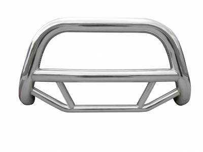 Black Horse Off Road - Max Bull Bar MBS-GMC3005 - Stainless Steel | TrailBlazer & Envoy - Image 2