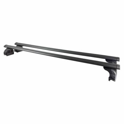 Black Horse Off Road - Universal Roof Cross Bar TR-49BK Black - Image 2