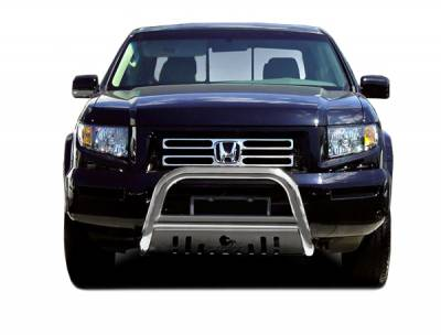 Front End Protection - Sport Bars - Black Horse Off Road - Sport Bar BB158103 - Stainless Steel Acura MDX
