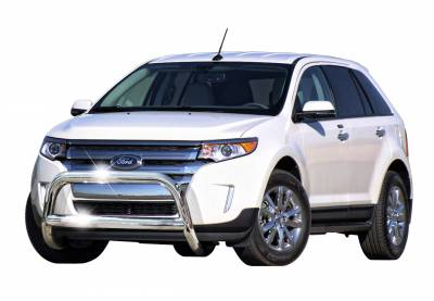 Front End Protection - Sport Bars - Black Horse Off Road - Sport Bar BB049703 - Stainless Steel | Ford Edge, Lincoln MKX