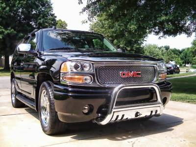Black Horse Off Road - A | Bull Bar | Stainless Steel | Skid Plate | BB2541-SP - Image 6