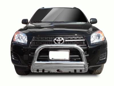 Front End Protection - Sport Bars - Black Horse Off Road - Sport Bar BB093903SS - Stainless Steel | Toyota RAV4