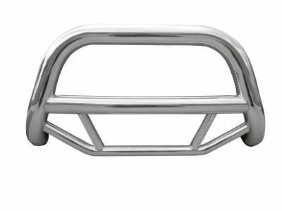 Black Horse Off Road - Max Bull Bar MBS-TOB4401 - Stainless Steel - Toyota Rav4 2006-2018