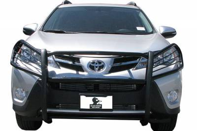 Front End Protection - Grille Guards - Black Horse Off Road - Grille Guard 17A093902MA - Black - Toyota Rav 4 2006-2018