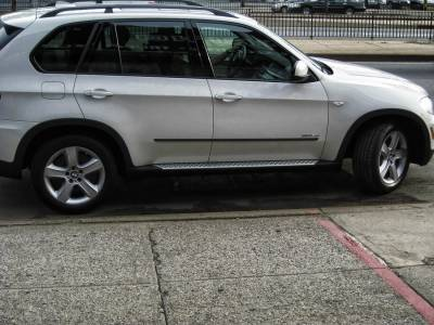 Side Steps & Running Boards - OEM Running Boards - Black Horse Off Road - OEM Running Boards RBME70 BMW X5