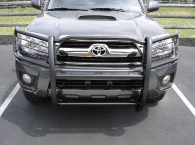 Black Horse Off Road - D | Grille Guard | Black | 17TU26MA - Image 2