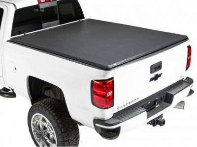 Products - Tonneau Covers - Tonneau Cover for Chevrolet Silverado 1500 2014-2017