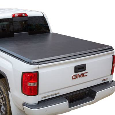 Products - Tonneau Covers - Tonneau Cover for GMC Sierra 2500, 3500 2014-2017