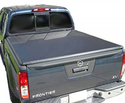 Products - Tonneau Covers - Tonneau Cover for Nissan Frontier 5ft bed 2005-2016