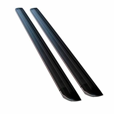 Side Steps & Running Boards - Exceed Running Boards - Exceed Running Boards Chevrolet Equinox 2010-2018