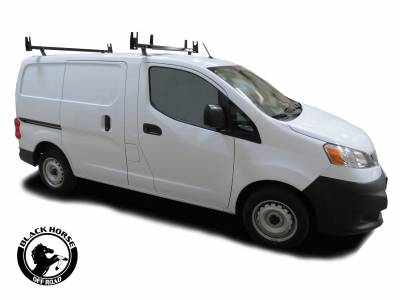 Black Horse Off Road - Traveler Commercial Roof Rack for Transit, Transit Connect, Chevy City Express, Metris, Nissan NV200/1500/2500/3500, Ram Promaster - Image 2