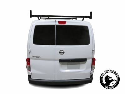 Black Horse Off Road - Traveler Commercial Roof Rack for Transit, Transit Connect, Chevy City Express, Metris, Nissan NV200/1500/2500/3500, Ram Promaster - Image 3