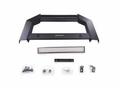 Black Horse Off Road - 17-19 Ford F250/F350/F450/F550 Armour Bull bar - Image 3