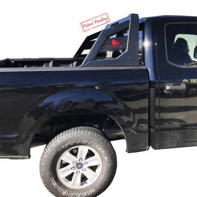 Products - Roll Bars - Black Horse Off Road - J | Armour Roll Bar | Black