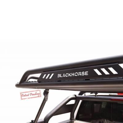 Black Horse Off Road - Warrior Roll Bar for Chevrolet Silverado, GMC Sierra, Toyota Tundra, Ford, Ram - Image 13