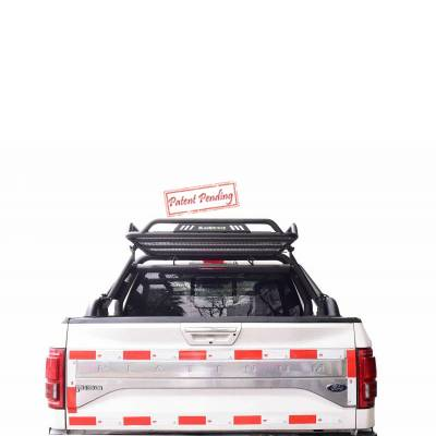 Black Horse Off Road - Warrior Roll Bar for Chevrolet Silverado, GMC Sierra, Toyota Tundra, Ford, Ram - Image 15
