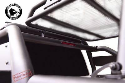 Black Horse Off Road - Warrior Roll Bar for Chevrolet Silverado, GMC Sierra, Toyota Tundra, Ford, Ram - Image 16
