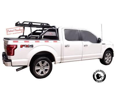 Black Horse Off Road - Warrior Roll Bar for Chevrolet Silverado, GMC Sierra, Toyota Tundra, Ford, Ram - Image 8
