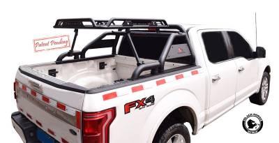 Black Horse Off Road - Warrior Roll Bar for Chevrolet Silverado, GMC Sierra, Toyota Tundra, Ford, Ram - Image 9