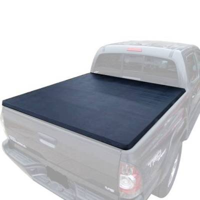 Products - Tonneau Covers - Black Horse Off Road - 19 RAM 1500 WITHOUT RAMBOX 6.4 FT SOFT TONNEAU COVER